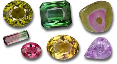 tourmaline color alternatives tourmaline engagement rings