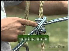 Tautline Hitch YouTube