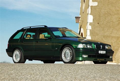 Alpina B3 Technical Specifications And Fuel Economy