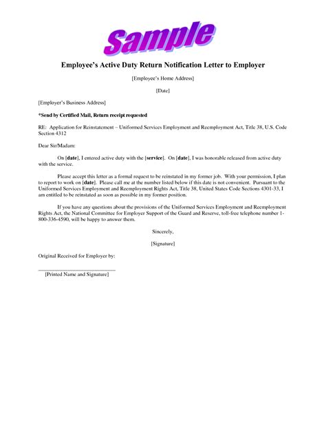 letter  application  employment