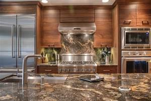Arbeitsplatte Küche Versiegeln : arbeitsplatte aus granit in der modernen k che vor und nachteile ~ Michelbontemps.com Haus und Dekorationen