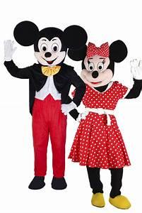 Mickey Mouse Kostüm Selber Machen : kost m mickey mouse oder minnie mouse 75 00 je kost m beide zusammen 150 00 ~ Frokenaadalensverden.com Haus und Dekorationen