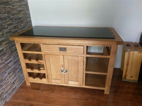 House Clearance  Kitchen Island Granite Top  In