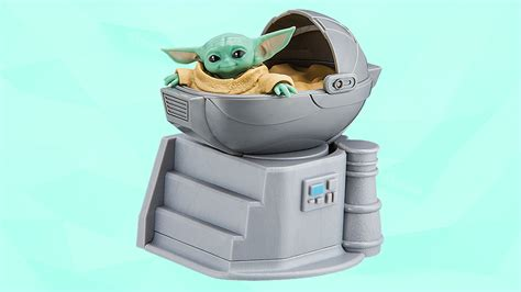 The Force Is Strong with This 'Baby Yoda' Bluetooth ...