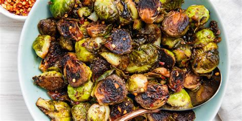 honey balsamic glazed brussels sprouts recipe