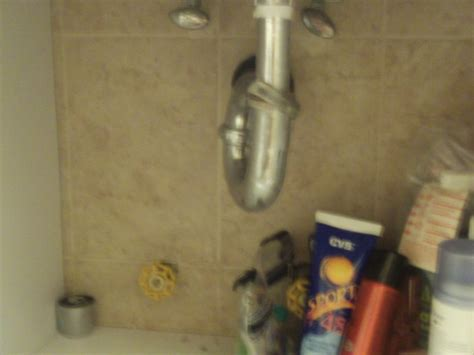how to fix leaking pipe under sink leaking sink pipe joint