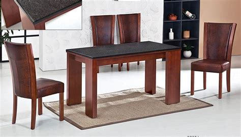 granite top kitchen table set granite dining table set flooding the dining room with