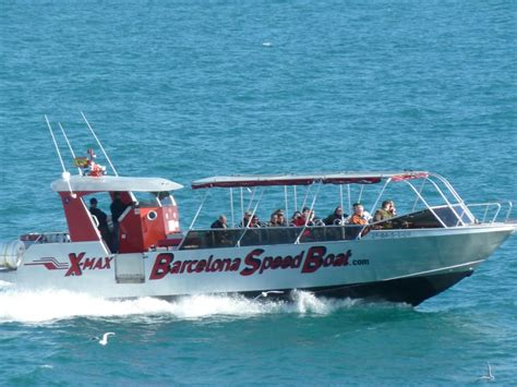 Speed Boat Tours by Barcelona Boat Tours Sailing Trips In Barcelona