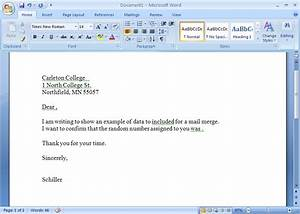 top result 60 beautiful how to create a mail merge With how to create a mail merge template