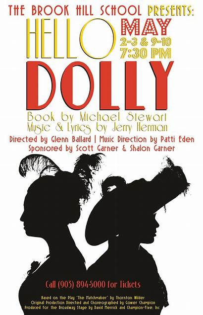 Dolly Hello Musical Poster Box Office Open