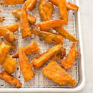 Thick Cut Sweet Potato Fries Cook39s Illustrated