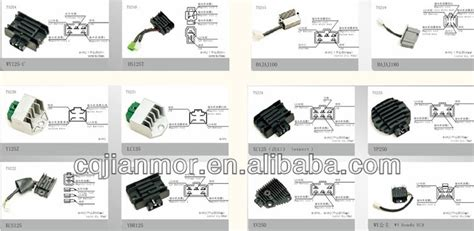 Regulator Rectifier Motorcycle Spare Parts For Super