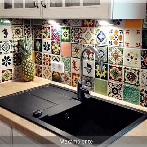Fliesenspiegel Küche Orientalisch by Orientalische Deko Bilder Ideen Mexikanische Fliesen