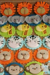 Zoo Themed Baby Shower Ideas