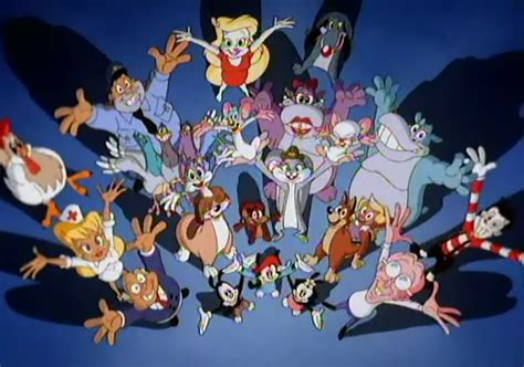 Animaniacs Hooked On A Ceiling Episode by Epitosodes Animaniacs