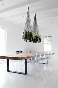 Chaise De Salle à Manger Design : pourquoi choisir la chaise design transparente ~ Teatrodelosmanantiales.com Idées de Décoration