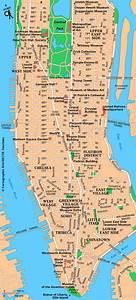 Plan De Manhattan : comment s 39 orienter manhattan partir new york ~ Melissatoandfro.com Idées de Décoration