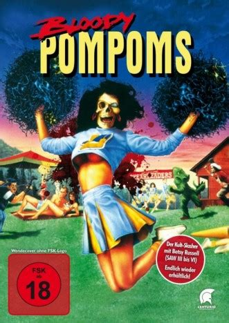 bloody pom poms dvd