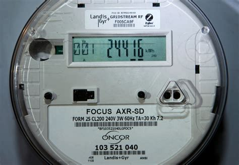 'smart' Electric Meters Draw Complaints Of Inaccuracy