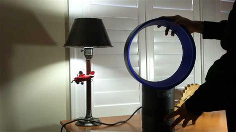 bladeless table fan dyson air multiplier bladeless fan review