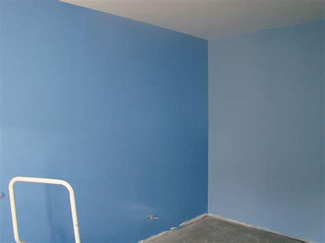 chambre peinture bleu couleur chambre bleu gris