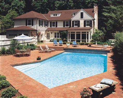 connecticut inground pool builders anthony sylvan pools