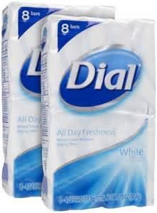 Dial Antibacterial Bar Soap