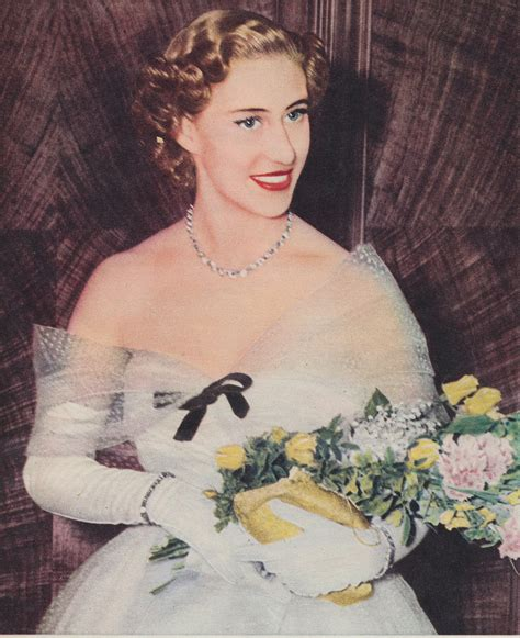 arrayed in gold portraits of the princess margaret