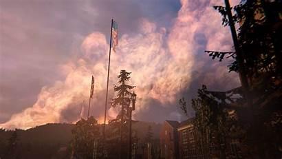 Strange Storm Before Episode Brave Everything Flames