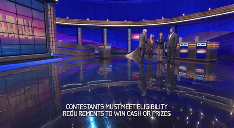 'jeopardy!' Sticks To 3d Models, Adds Nods To Iconic