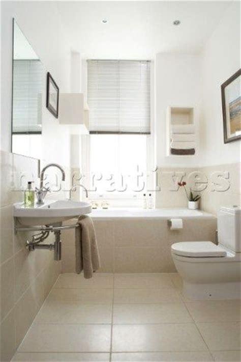 Neutral Stone Wall And Floor Tiles  Bathroom Pinterest