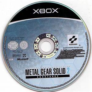 Metal Gear Solid 2 Covers MGS2 PS2Playstation 2PS3