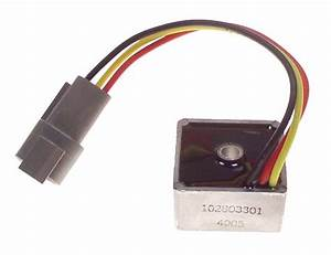 Voltage Regulator For Club Car Gas Golf Cars