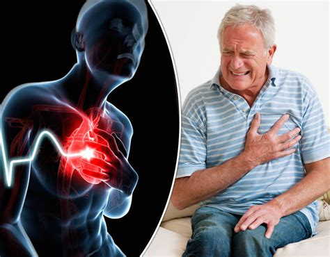 heart attack symptoms    early warning signs