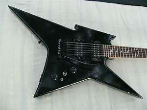 B C  Rich 1993 Ironbird Platinum Series