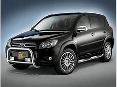 Toyota RAV4 By Cobra News Top Speed