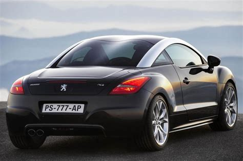 Peugeot Rcz by Peugeot Rcz Review Evo