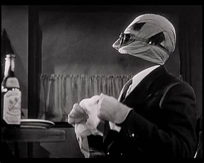 Invisible Incognito Wells 1933 Monster Early Sci