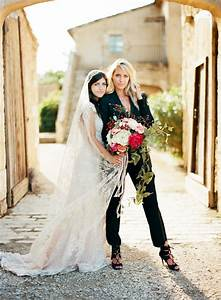 1549 best images about lesbian wedding ideas on pinterest With lesbian wedding attire ideas