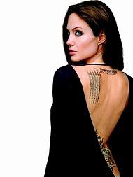 Angelina Jolie Tattoo Tumblr