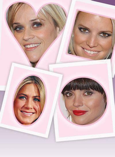 quiz whats  face shape beauty riot