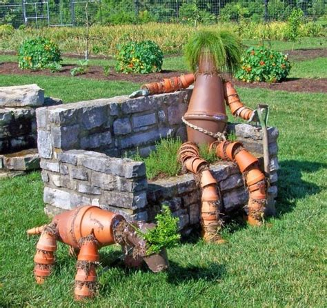 Ideen Für Den Garten Selber Machen by Lustige Gartendeko Selber Machen Ideen