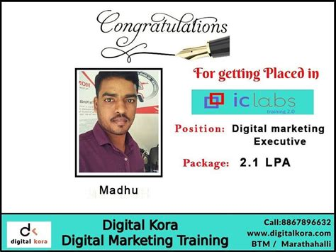 Digital Marketing Courses In Bangalore by Digital Marketing Courses In Bangalore Digital Kora