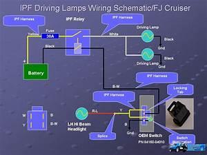 Foglight Wiring Fj Cruiser
