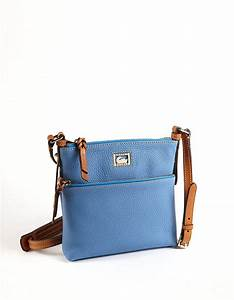 dooney bourke letter carrier leather crossbody bag in With dooney and bourke letter carrier purse