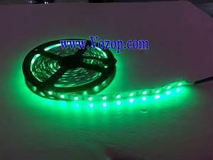 24V RGB LED Strip 5M 300 LEDs SMD5050 Non Waterproof Light ...