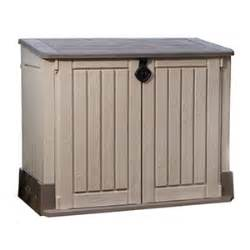 pool pump shed and outdoor storage unit