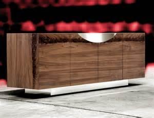 Designer Office Chairs by Nella Vetrina Costantini Pietro Edge 9232 Modern Walnut