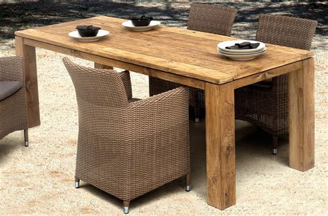teak stühle garten tisch dorado teak garten esstisch gartentisch wohnen teakholz destiny 220cm ebay