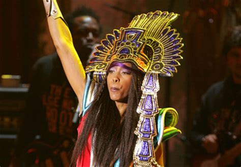 Erykah Badu Illuminati Erykah Badu In The Illuminati